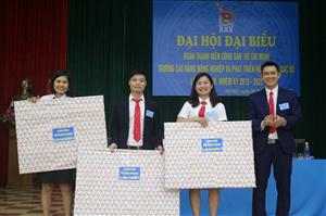 Đại hội đại biểu Đoàn thanh niên cộng sản Hồ Chí Minh Trường Cao đẳng NN & PTNT Bắc Bộ lần thứ XXV, nhiệm kỳ 2019 - 2022