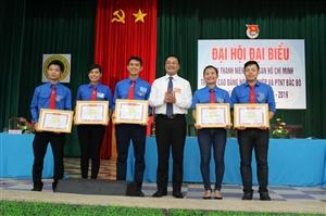 Đại hội đại biểu Đoàn thanh niên Cộng sản Hồ Chí Minh trường Cao đẳng Nông nghiệp và PTNT Bắc Bộ lần thứ 24, nhiệm kỳ 2017 - 2019