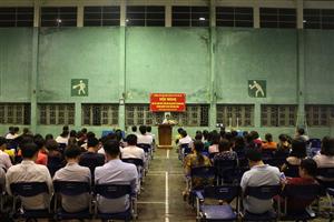 Hội nghị học tập, quán triệt, triển khai nghị quyết 465/NQ-BCSĐ Bộ Nông nghiệp và Phát triển nông thôn