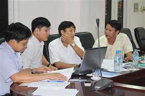 Hội thảo đánh giá, điều chỉnh bộ giáo trình đào tạo lâm nghiệp quy mô nhỏ