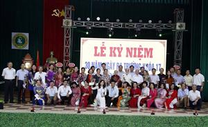 Lễ kỷ niệm 30 năm ngày ra trường Khóa 17 (1989 - 2019)