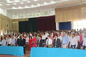 Lễ kỷ niệm ngày Nhà giáo Việt Nam 20/11 và Khai giảng năm học 2017-2018