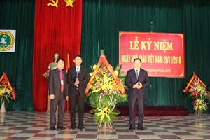 Lễ kỷ niệm chào mừng ngày Nhà giáo Việt Nam 20/11/2018