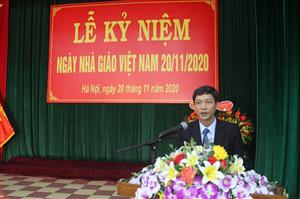 Lễ kỷ niệm ngày Nhà giáo Việt Nam 20/11/2020