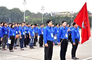 Vương Đình Phong - Bí thư chi Đoàn giỏi thủ đô 2015