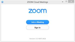 Hướng dẫn cài đặt phần mềm Zoom cloud meetings phục vụ học online tại nhà trường