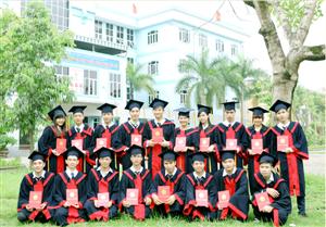Sinh viên ngày tốt nghiệp