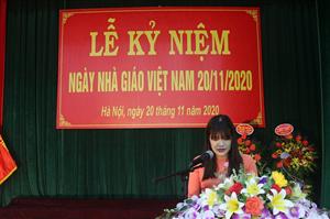 Ngày Nhà giáo Việt Nam 20/11/2020