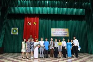Cuộc thi tìm hiểu Tư tưởng, đạo đức, phong cách Hồ Chí Minh