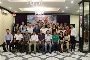 Gặp mặt Trường nghiệp vụ quản lý (Khóa 25 cơ sở 26)